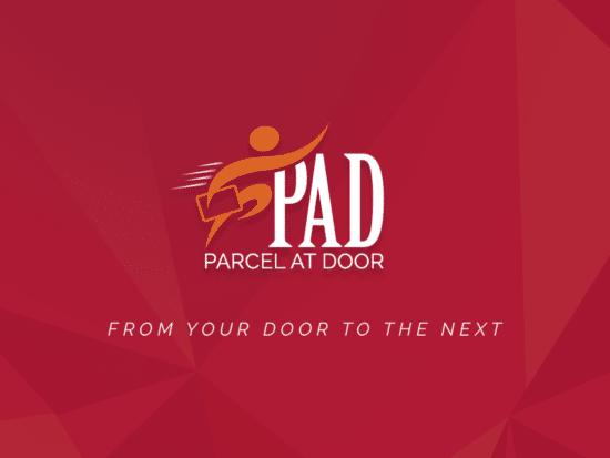 PARCEL AT DOOR
