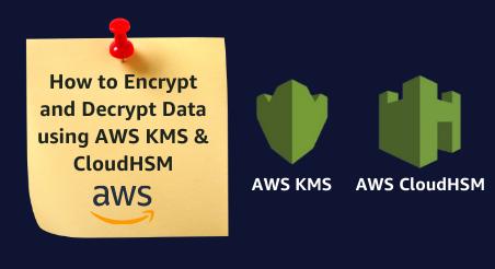 AWS KMS & CloudHSM