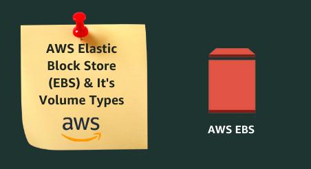 AWS Elastic Block Store (EBS)